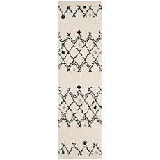 Safavieh Berber Shag Farida Rug - 2-1/4' x 6'