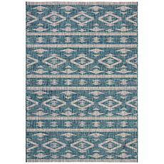 "Safavieh Courtyard Freya 2'-7"" X 5' Indoor/Outdoor Rug"