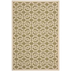 "Safavieh Courtyard Skye 5'-3"" x 7'-7"" Indoor/Outdoor Rug"