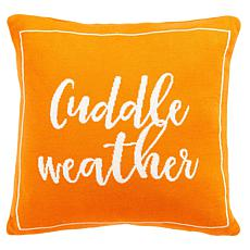 "Safavieh Cuddle Weather 18"" x 18"" Pillow"