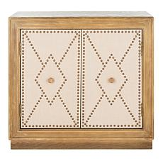 Safavieh Erin 2-Door Acacia Chest