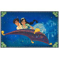 "Safavieh Inspired by Disney's Aladdin Aladdin And Jasmine 3'3""x5'3 Rug"