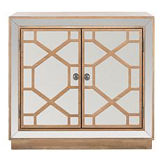Safavieh Juniper 2-Door Acacia Chest