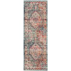 Safavieh Merlot Mildred Round Rug - 6' x 6'