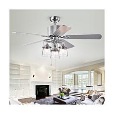 Safavieh Parlin Ceiling Light Fan
