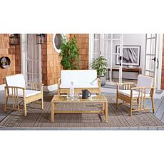 Safavieh Reslor 4-Piece Living Set