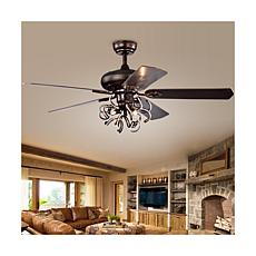 "Safavieh Sensa 52"" Ceiling Light Fan"