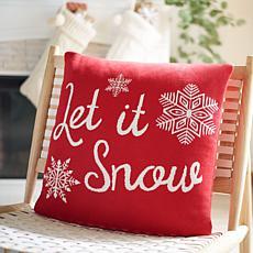 Safavieh Snowfall Pillow