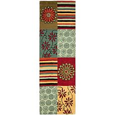 "Safavieh Soho Multi 2'6"" x 12' Rug"