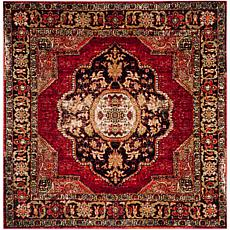 Safavieh Vintage Hamadan Marcene Rug - 5-1/4' x 5-1/4' Square