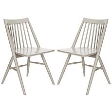 "Safavieh Wren 19"" Spindle Dining Chair"