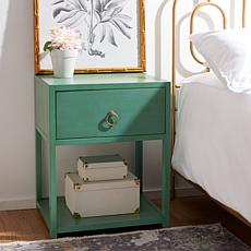 Safavieh Yudi 1-Drawer Single Shelf Nightstand