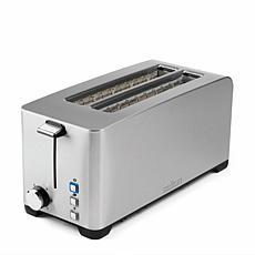 Salton Long Slot 4 Slice Toaster