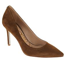 Sam Edelman Hazel Leather Pointed Toe Pump