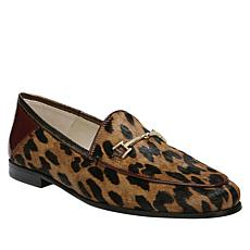 Sam Edelman Loraine Brahma Hair Leather Loafer