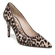 Sam Edelman Margie Pointed-Toe Pump Leopard