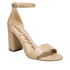 Sam Edelman Odila Ankle-Strap Sandal with Block Heel