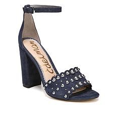 Sam Edelman Yaria Suede Sandal with Studs