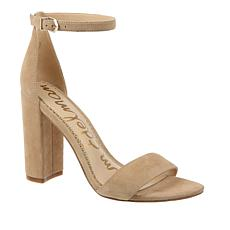 Sam Edelman Yaro Block Heel Dress Sandal - Wide