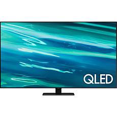"""Samsung 50"""" QLED Flat 4K QHDR Smart TV"""