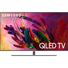 "Samsung 55"" Q7FN QLED 4K UHD Smart HDTV w/Ambient Mode & One Connect"