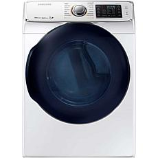 Samsung 6500 Series 7.5 Cu. Ft. Gas Dryer- White