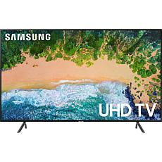 "Samsung 75"" NU7100 4K UHD Smart TV with PurColor, HDR and UHD Dimming"