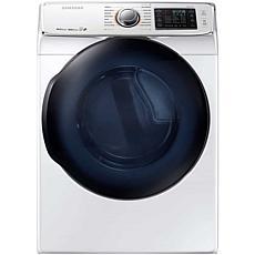 Samsung 7500 Series 7.5 Cu. Ft. Gas Dryer- White
