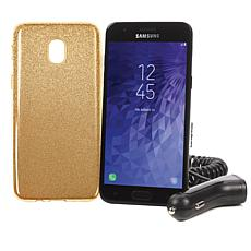 """Samsung Galaxy 5"""" HD 16GB Tracfone with 1500 Minutes/Text/Data"""