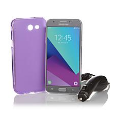 "Samsung Galaxy J3 Emerge 5"" Smartphone - Virgin"