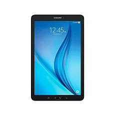 "Samsung Galaxy Tab E 9.6"" 16GB Tablet, Apps, Services"
