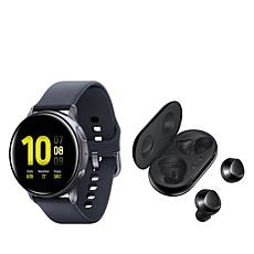 Samsung Galaxy Watch Active 2 40mm with Galaxy Buds Plus and Voucher