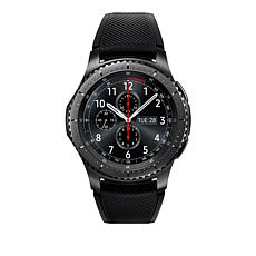 Samsung Gear S3 Frontier Smartwatch with Notifications and Heart Rate