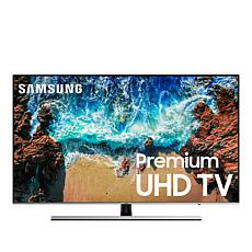 "Samsung NU8000 49"" 4K Ultra HD Smart TV with 2-Year Warranty"