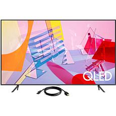 """Samsung Q60T 58"""" QLED 4K UHD HDR Smart TV with HDMI Cable"""