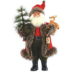 Santa's Workshop 15' Santa's Helper Figurine