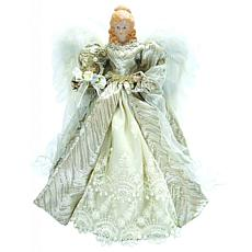 Santa's Workshop 16' Silver Elegance Angel Figurine
