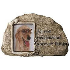 Santa's Workshop Dog Forever Remembered Marker
