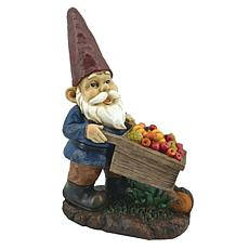 Santa's Workshop Gnome in the Garden