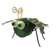 Santa's Workshop Iron Yard Grasshopper