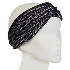 Sassy Jones Print Multicolor Turban Headband