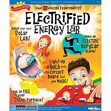 Scientific Explorers Electrified Energy Lab Kit