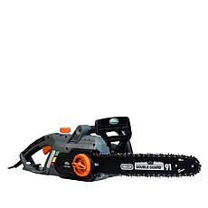 "Scotts 16"" Corded Electric Chain Saw"