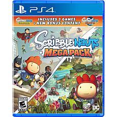 Scribblenauts Mega Pack - PS4