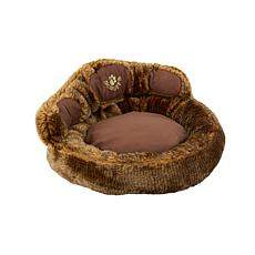 Scruffs Paw Bed - Brown