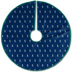 Seattle Mariners Christmas Tree Skirt