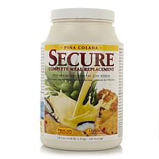 Secure Meal Replacement - 100 Serv - Pina Colada - AS