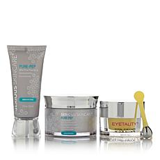 Serious Skincare Peptide Morning Trio