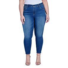 Seven7 High-Rise Absolute Skinny Jean - Atlantic