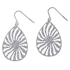 Sevilla Silver™ Sunburst Drop Earrings